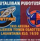 Välierän toinen ottelu HC Vantaa vs Viikingit